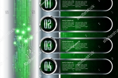 stock-vector-dark-green-silver-web-design-website-elements-template-for-graphic-internet-text-box-label-369834524